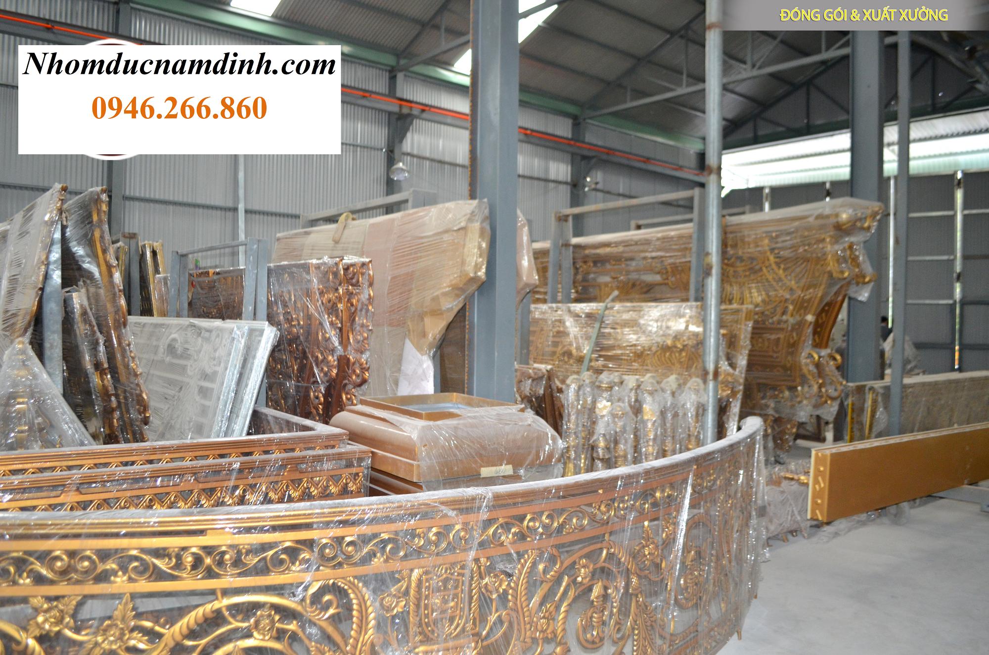 Công ty nhôm đúc Nam Định