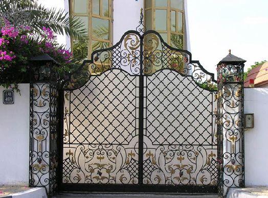 Nhà sản xuất cổng nhôm đúc tại Nghệ An đẹp nổi tiếng